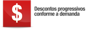Descontos progressivos conforme  a demanda